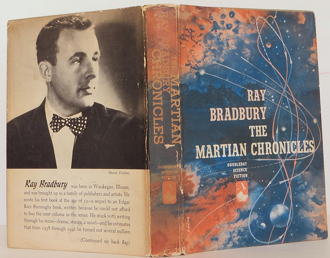 "Banned Books Awareness: ""The Martian Chronicles"""