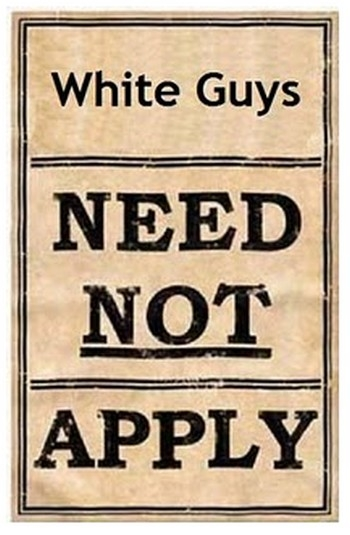 Kentucky Physicist wanted: No white people need apply
