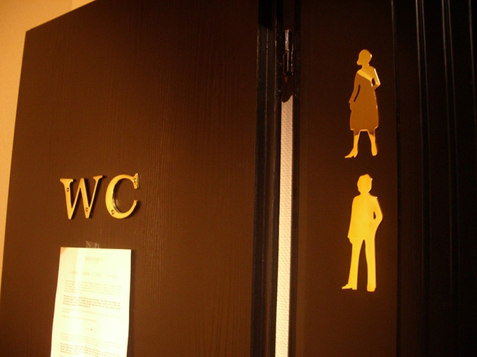 What's the backlash against gender-neutral bathrooms all about?