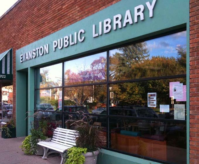 Censorship at the Evanston Public Library