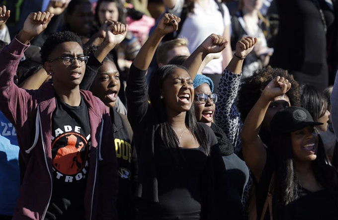 Black student activists face penalty in college admissions