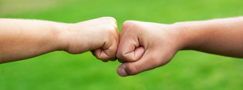 "College madness: A ""fist bump"" is sexual harassment"