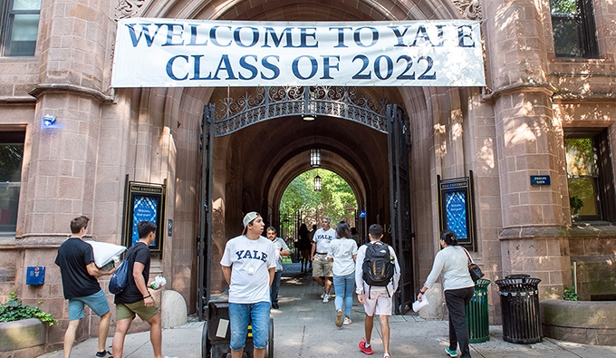 Yale survey lets us look at our future leaders