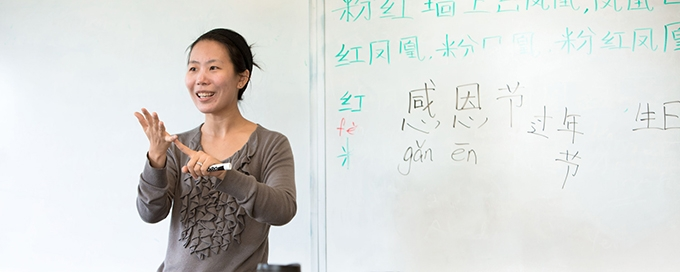 More British children are learning Mandarin Chinese – but an increase in qualified teachers is urgently needed