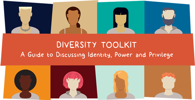 Learning from the enemy: A look at a diversity guide